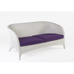 dCOR design Danica Outdoor 2 Seat Loveseat