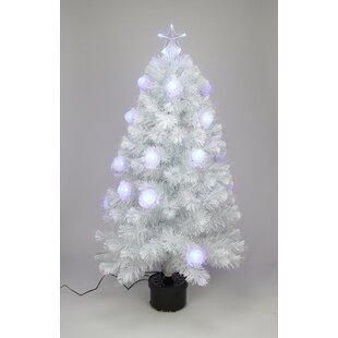 6ft Fiber Optic Christmas Tree | Wayfair