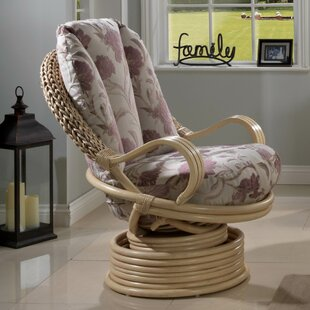 Michaela Swivel Armchair By Beachcrest Home