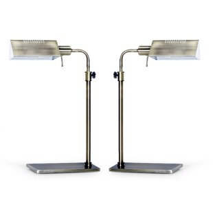 Chaunci 23.5 Desk Lamp (Set of 2) by 17 Stories