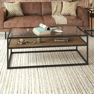 Alcantar Coffee Table by Williston Forge