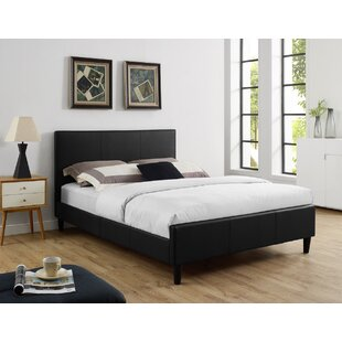 Reviews Hindes Upholstered Platform Bed by Ebern Designs Reviews (2019) & Buyer's Guide