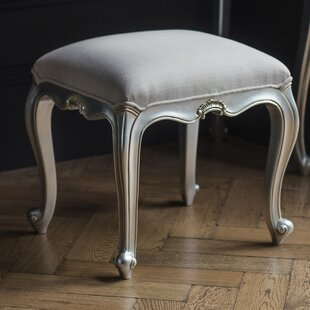 Comstock Dressing Stool By Lily Manor