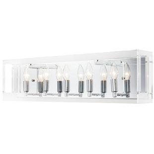 Johnone 5-Light Vanity Light by Rosdorf Park