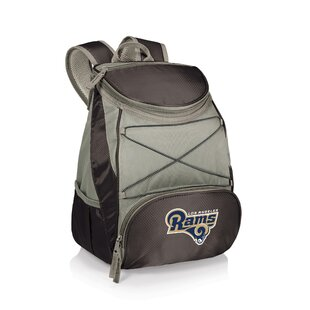 20 Can Los Angeles Rams PTX Backpack Cooler