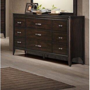 Babcock 9 Drawer Dresser