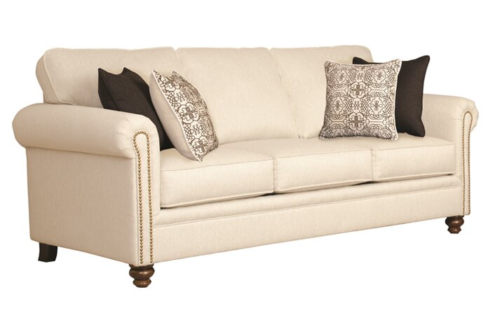 serta upholstery caroll sofa
