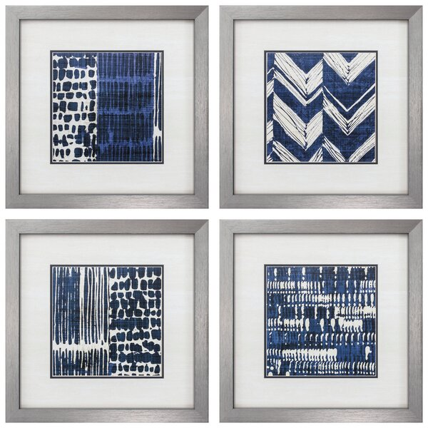 Groovy Indigo Batik Curtains Wayfair Onthecornerstone Fun Painted Chair Ideas Images Onthecornerstoneorg