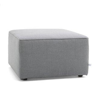 Big Joe Lux Modular Indoor/Outdoor Ottoman by Comfort Research