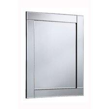 White Wall Mirrors modern wall mirrors | allmodern