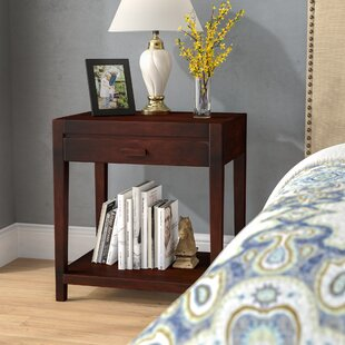 Roodhouse 1 Drawer Nightstand