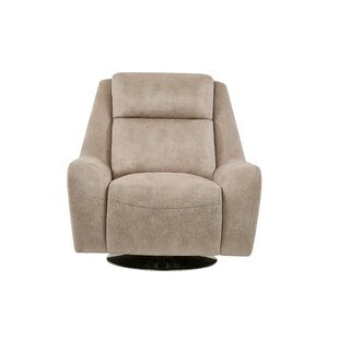 Orren Ellis Angel Swivel Armchair