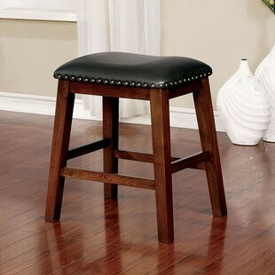 Caceres 24 Bar Stool (Set of 2) by Charlton Home
