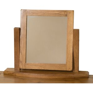 French Square Dressing Table Mirror