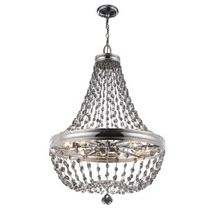 Elkins 12-Light Chandelier..
