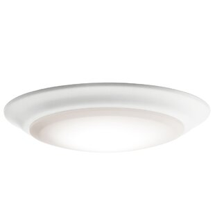 Zipcode Design Riverside 1-Light LED Flush Mount