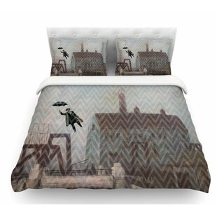 Away by Suzanne Carter Featherweight Duvet Cover