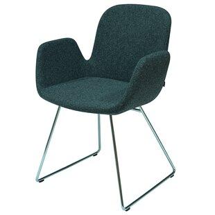 Brayden Studio Champion Wool Guest Chair