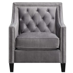 Darby Home Co Orchid Armchair