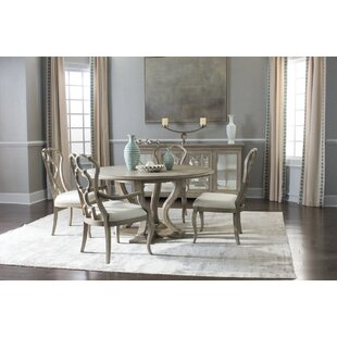 Marquesa 5 Piece Solid Wood Dining Set