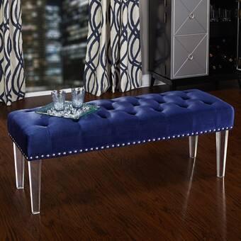 Rachael Ray Home Monteverdi Upholstered Bench Wayfair