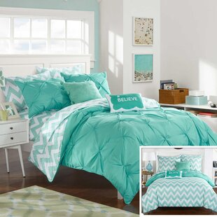Louisville Reversible Comforter Set