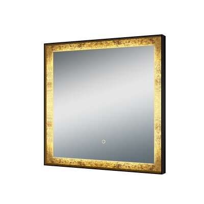 Find The Perfect Lighted Square Vanity Mirrors Wayfair
