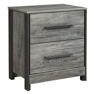Fuller 2 Drawer Nightstand