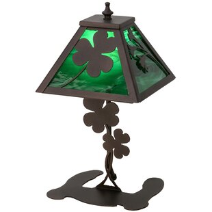 Shamrock Accent 14.5 Table Lamp