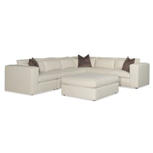 Hagans Sectional with Ottoman by Ivy Bronx