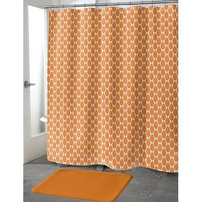 04cd20fae68 East Urban Home Bunny Shower Curtain