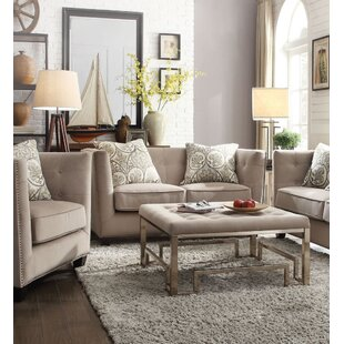 Best Price Dahlstrom Loveseat by Darby Home Co Reviews (2019) & Buyer's Guide