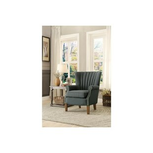 Rosecliff Heights Lovins Wingback Chair
