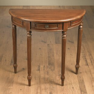 Half Round Console Table By AA Importing