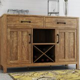 Avenal 52 Wide 2 Drawer Sideboard by Trent Austin Design®