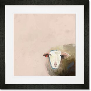 Sheep Painting Wayfair