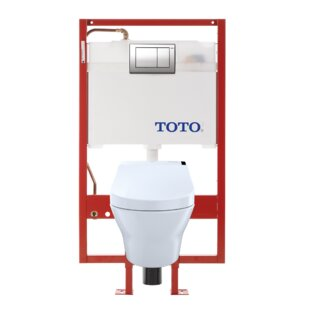 Toto MH Connect Dual Flush D-Shape Wall H..