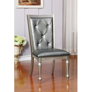Fernan Contemporary Side Chair (Set of 2)