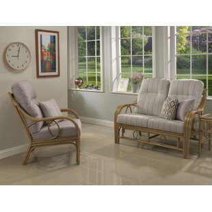 Julianna 2 Piece Conservatory Sofa Set By Beachcrest Home