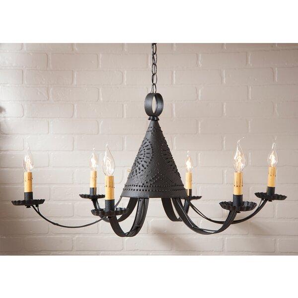Punched Tin Light Fixture | Wayfair