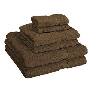 6 Piece 100% Cotton Towel Set By Laurel Foundry Modern Farmhouse