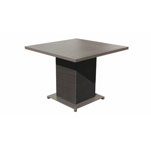 Belle Metal Dining Table by TK Classics
