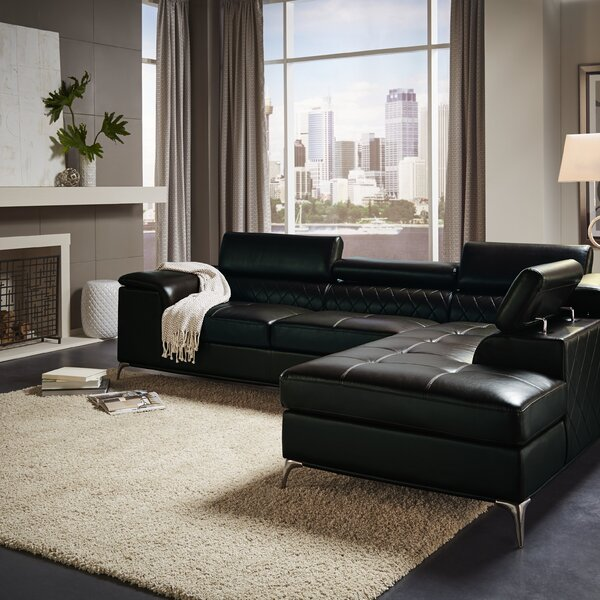 Wade Logan Mayson Configurable 3 Piece Living Room Set
