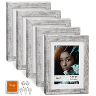 Gray Picture Frames You Ll Love In 2021 Wayfair