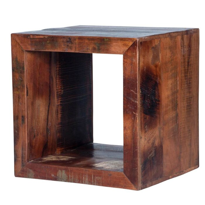 pretty nice a3e0b b80d6 Karlstad Cube End Table