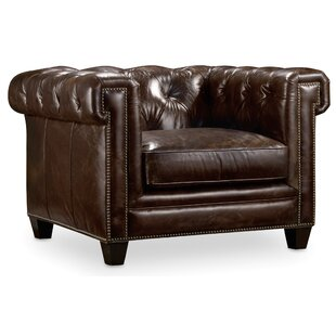 Imperial Chesterfield Chair by Hooker Furniture