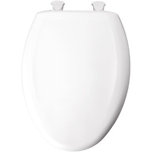 Mayfair Slow-Close™ with Lift-Off™ Plastic Elongated Toilet Seat