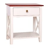 Pickerington End Table with Storage by Gracie Oaks