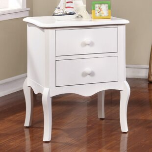 Reviews Markita 2 Drawer Nightstand By Viv + Rae