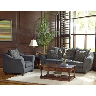 Roxborough Configurable Living Room Set by Alcott Hill